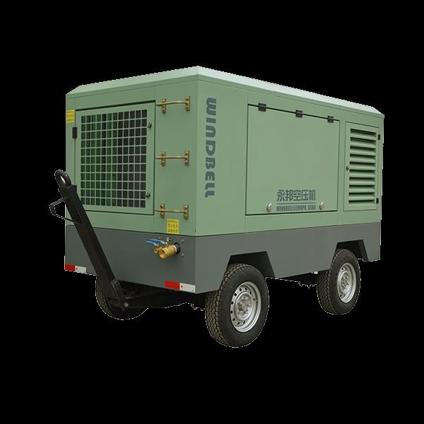WGE-710L电动移动空压机