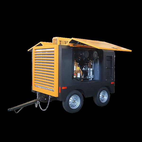 WGD-420 柴油移动空压机