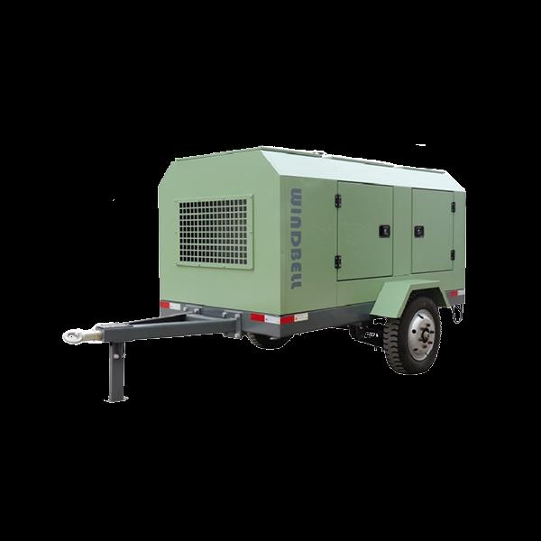 WGE-460L电动移动空压机